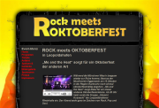Rock Meets Oktoberfest Internetseite